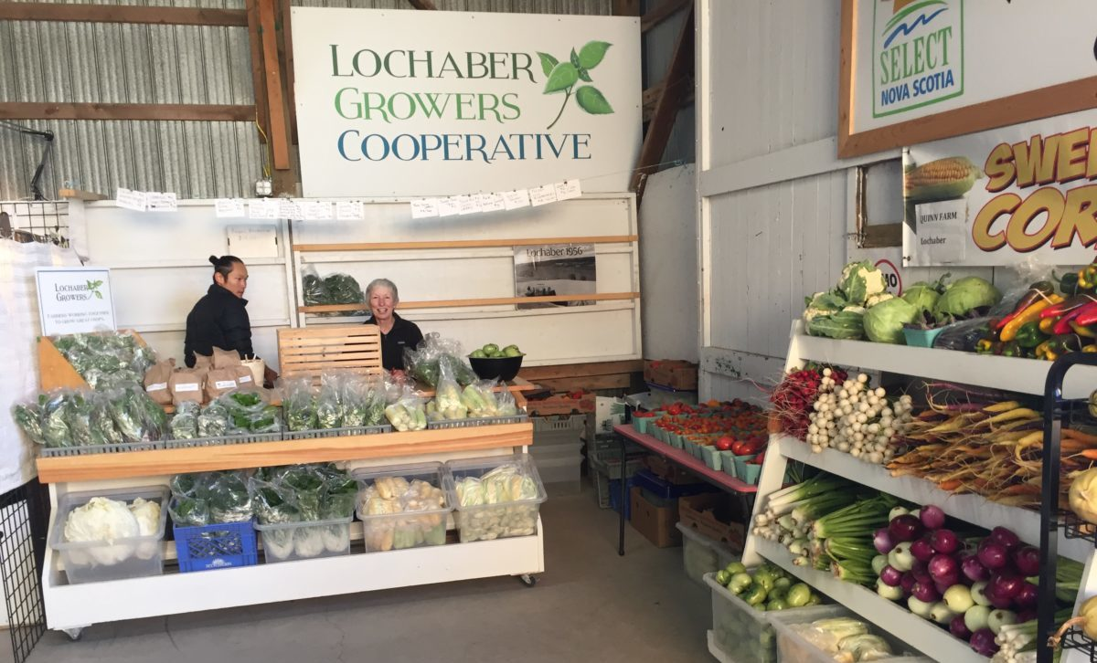 Lochaber Growers Cooperative Ltd.