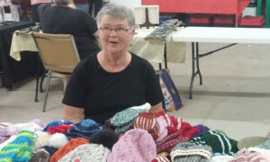 AFMA - Bev All Things Knitted