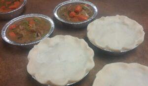Antigonish Farmers Market - Meat Pies Rhonda McCarron