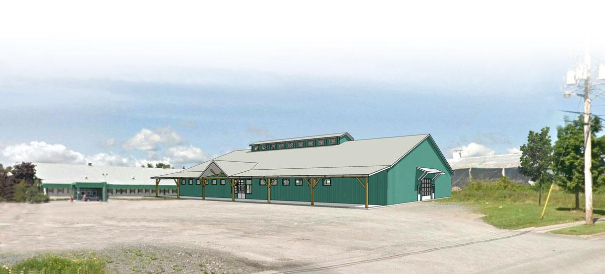 Antigonish Farmers' Market New Building
